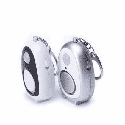 Personal Alarm Device w/Strobe